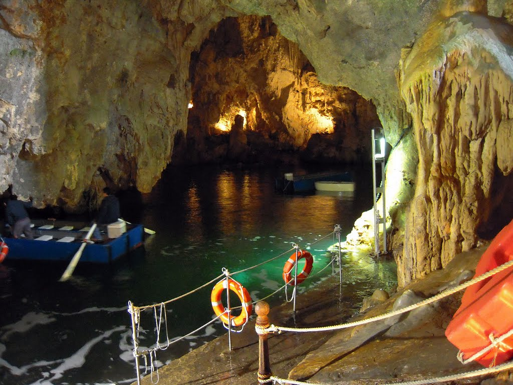 Emerald Grotto